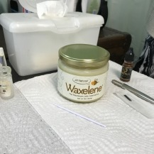 bees wax used for healing