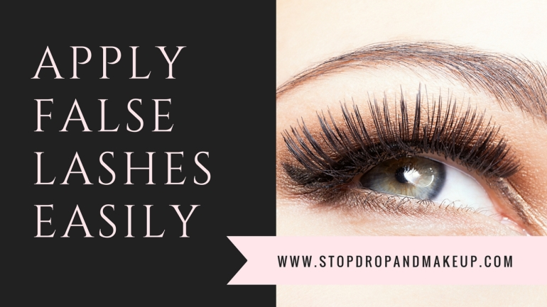 Apply lashes like a pro
