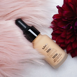 NYX Total Control Foundation